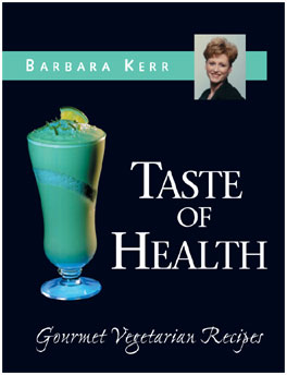 Taste of Health Cookbook - Vol. 1